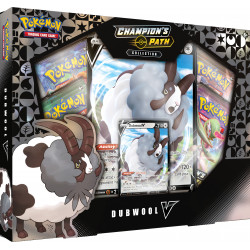 Champion's Path Dubwool V Box - Pokémon TCG