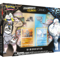 Champion's Path Special Pin Collection: Circhester Gym - Pokémon TCG