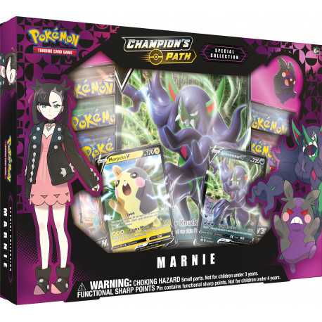 Champion's Path Marnie Special Collection - Pokémon TCG