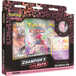 Champion's Path November Pin Collection: Ballonlea Gym - Pokémon TCG