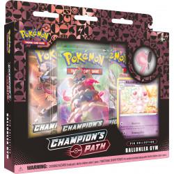 Champion's Path November Pin Collection: Ballonlea Gym - Pokémon TCG