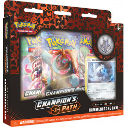 Champion's Path November Pin Collection: Hammerlocke Gym - Pokémon TCG