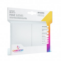 Gamegenic Sleeves - Prime White (100)