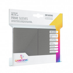 Gamegenic Sleeves - Prime Gray (100)
