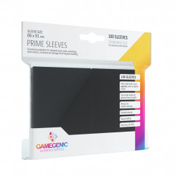Gamegenic Sleeves - Prime Black (100)