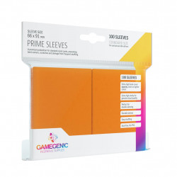 Gamegenic Sleeves - Prime Orange (100)