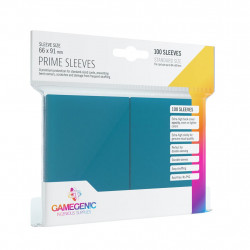 Gamegenic Sleeves - Prime Blue (100)