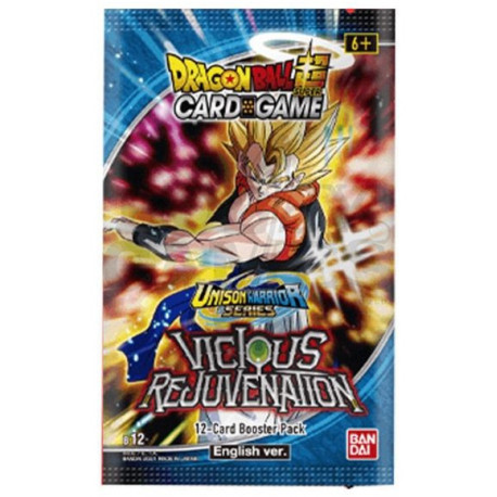 Vicious Rejuvenation S12 - Dragon Ball SCG