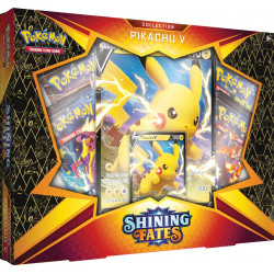 Shining Fates Pikachu V Box - Pokémon TCG