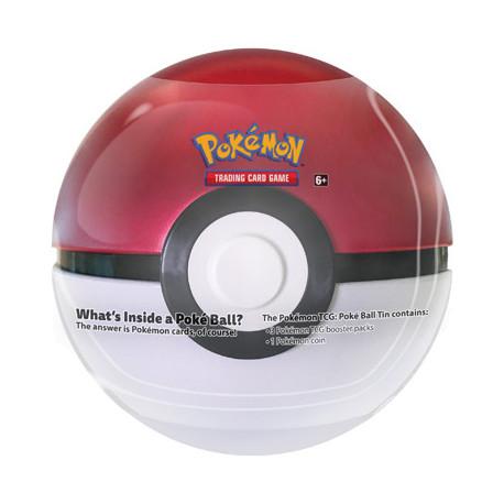 Poké Ball Tin - Pokémon TCG
