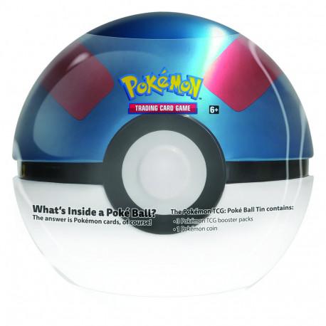 Great Ball Tin - Pokémon TCG