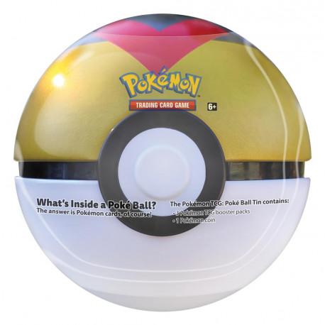 Level Ball Tin - Pokémon TCG