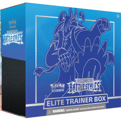 Battle Styles Rapid Strike Elite Trainer Box - Pokémon TCG