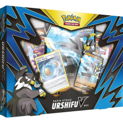 Rapid Strike Urshifu V Box - Pokémon TCG