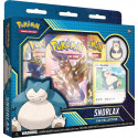Snorlax Pin Collection - Pokémon TCG