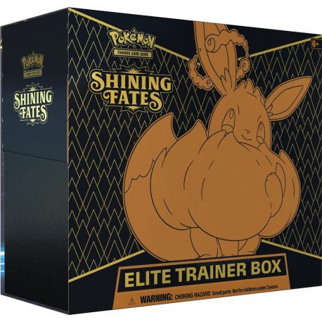 Shining Fates Elite Trainer Box - Pokémon TCG