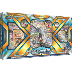 Mega Sharpedo EX Premium Collection - Pokémon TCG