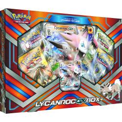 Lycanroc GX Box - Pokémon TCG