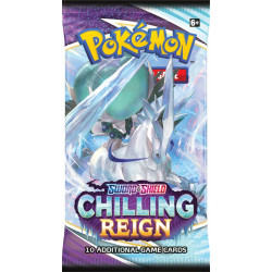 Chilling Reign Boosterpack - Pokémon TCG
