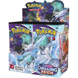 Chilling Reign Boosterbox - Pokémon TCG