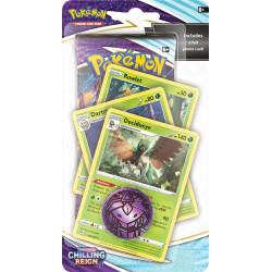 Chilling Reign Decidueye Premium Checklane Blister - Pokémon TCG