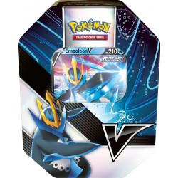 Summer V Strikers Tin Empeleon - Pokémon TCG