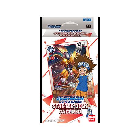 Gaia Red Starter Deck - Digimon TCG