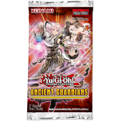 Ancient Guardians Boosterpack - Yu-Gi-Oh! TCG