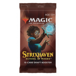 Strixhaven Draft Boosterpack - Magic the Gathering