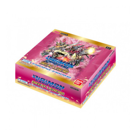 Great Legend Boosterbox - Digimon TCG