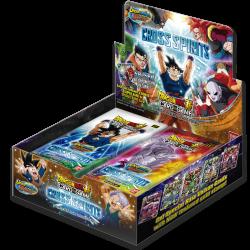 Cross Spirits S14 Boosterbox - Dragon Ball SCG