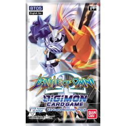 Battle of Omni Boosterpack - Digimon TCG