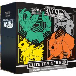 Evolving Skies Leafeon, Umbreon, Jolteon & Flareon Elite Trainer Box - Pokémon TCG