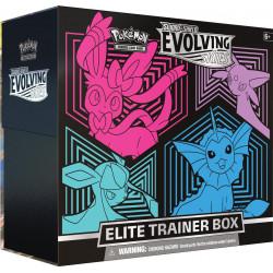 Evolving Skies Sylveon, Espeon, Glaceon & Vaporeon Elite Trainer Box - Pokémon TCG