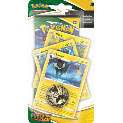 Evolving Skies Luxray Premium Checklane Blister - Pokémon TCG