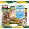 Evolving Skies Eiscue 3-Booster Blister - Pokémon TCG