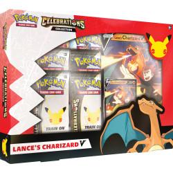 Celebrations Lance's Charizard V Collection - Pokémon TCG