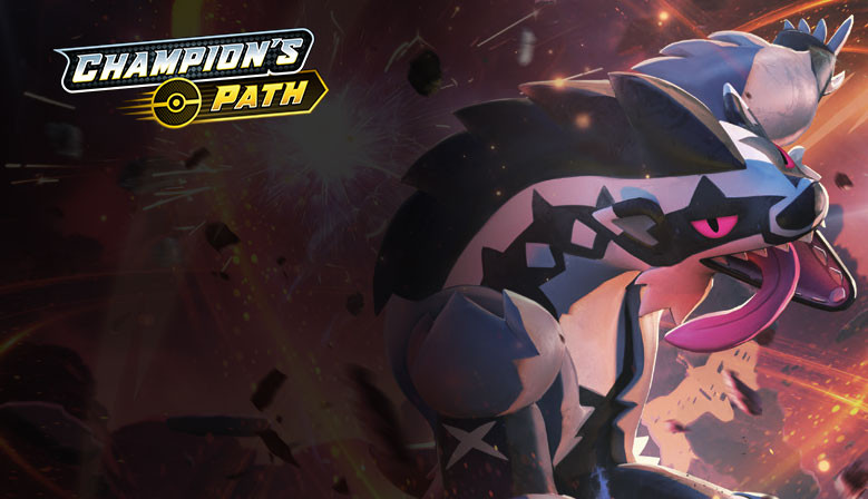 Pokémon TCG: Champion's Path