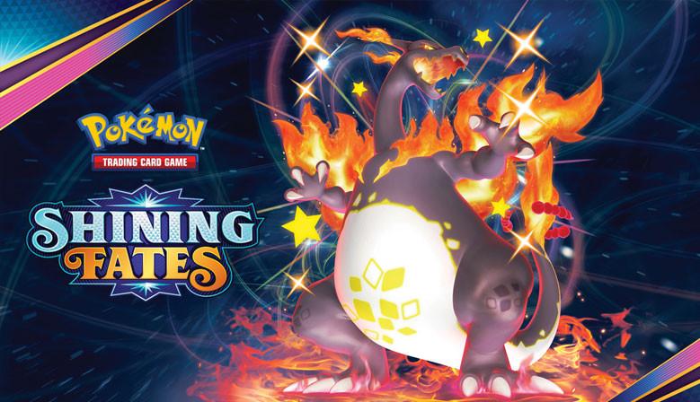 De speciale 25th anniversary serie Shining Fates is nu beschikbaar!